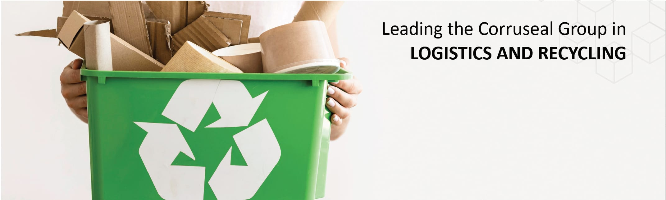 Corruseal Group Recycling Banner
